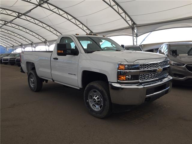 2019 Chevrolet Silverado 2500HD WT (Stk: 174228) in AIRDRIE - Image 1 of 15