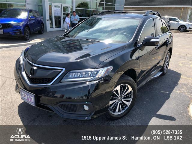 2017 Acura RDX Elite (Stk: 1714540) in Hamilton - Image 1 of 26