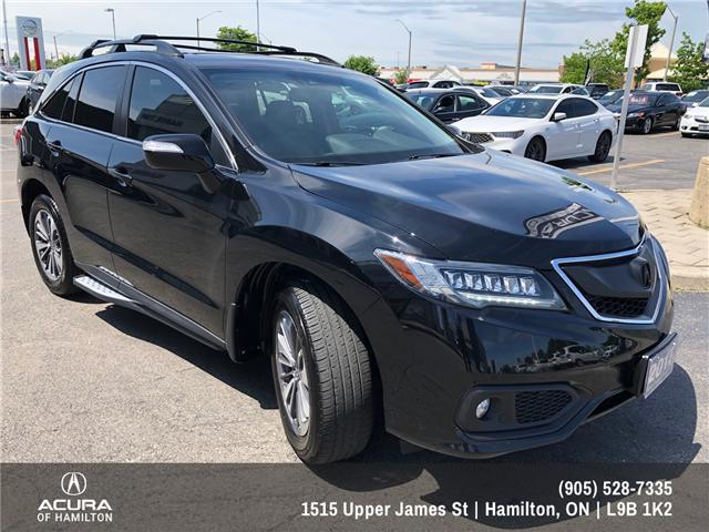 2017 Acura RDX Elite (Stk: 1714540) in Hamilton - Image 2 of 26