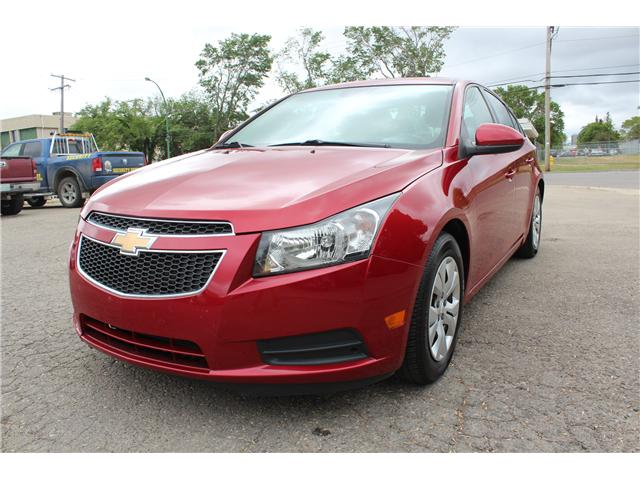 2014 Chevrolet Cruze 1LT (Stk: CBK2800) in Regina - Image 1 of 21