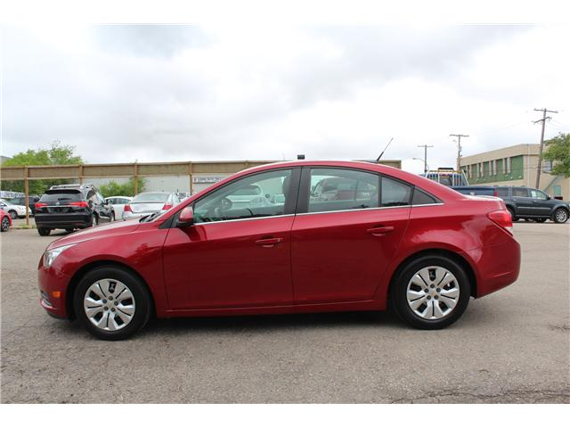 2014 Chevrolet Cruze 1LT (Stk: CBK2800) in Regina - Image 2 of 21