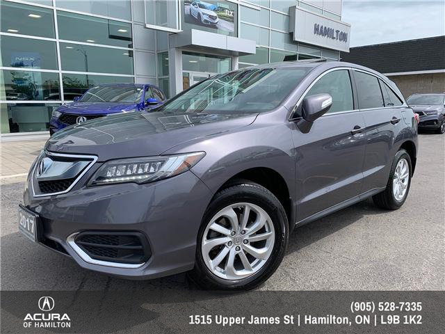 2017 Acura RDX Tech (Stk: 1714560) in Hamilton - Image 1 of 31