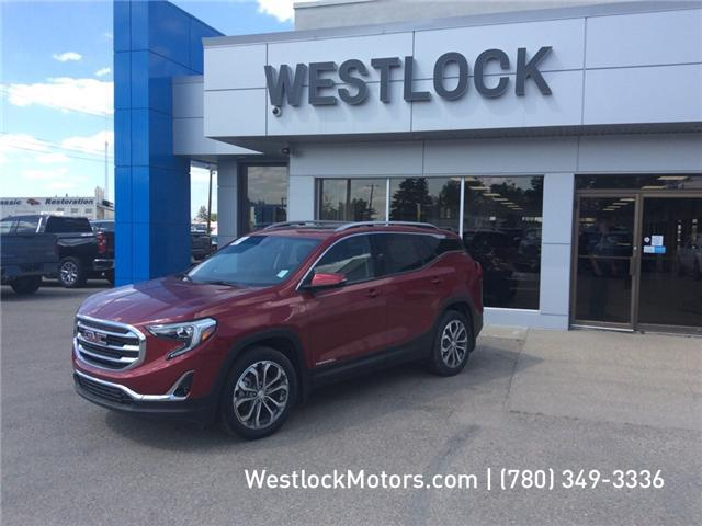 2019 GMC Terrain SLT (Stk: 19T114) in Westlock - Image 1 of 15