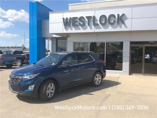 2019 Chevrolet Equinox LT (Stk: 19T91) in Westlock - Image 1 of 16