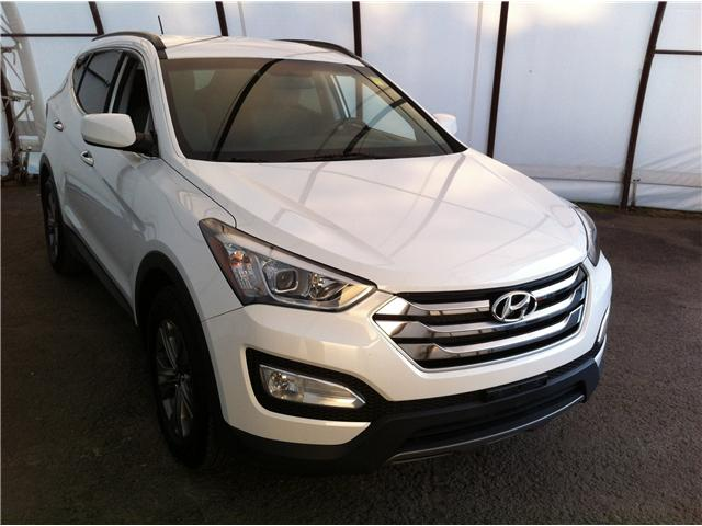 2016 Hyundai Santa Fe Sport 2.4 Luxury (Stk: A8108C) in Ottawa - Image 1 of 20