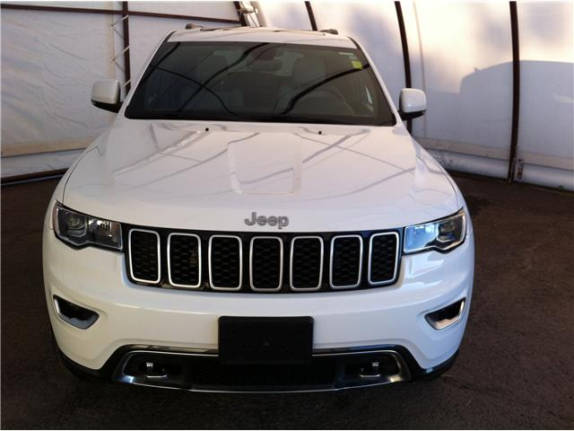 2018 Jeep Grand Cherokee 2BD Sterling Edition (DISC) (Stk: A8422A) in Ottawa - Image 2 of 30