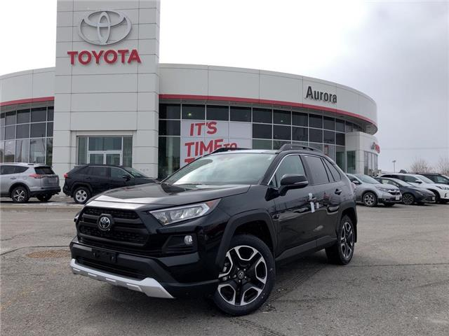 2019 Toyota RAV4 Trail (Stk: 30680) in Aurora - Image 1 of 15
