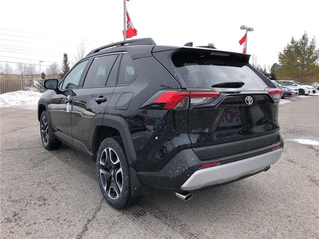 2019 Toyota RAV4 Trail (Stk: 30680) in Aurora - Image 2 of 15