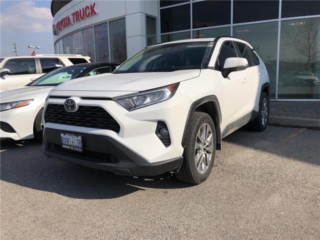 2019 Toyota RAV4 XLE (Stk: 30703) in Aurora - Image 1 of 5