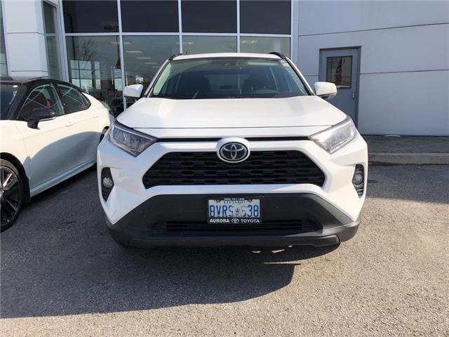 2019 Toyota RAV4 XLE (Stk: 30703) in Aurora - Image 2 of 5