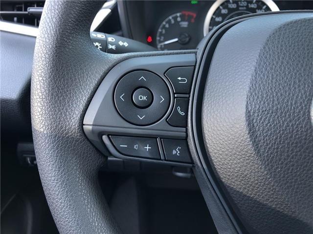 2020 Toyota Corolla LE (Stk: 30869) in Aurora - Image 9 of 15