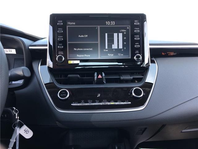 2020 Toyota Corolla LE (Stk: 30869) in Aurora - Image 12 of 15