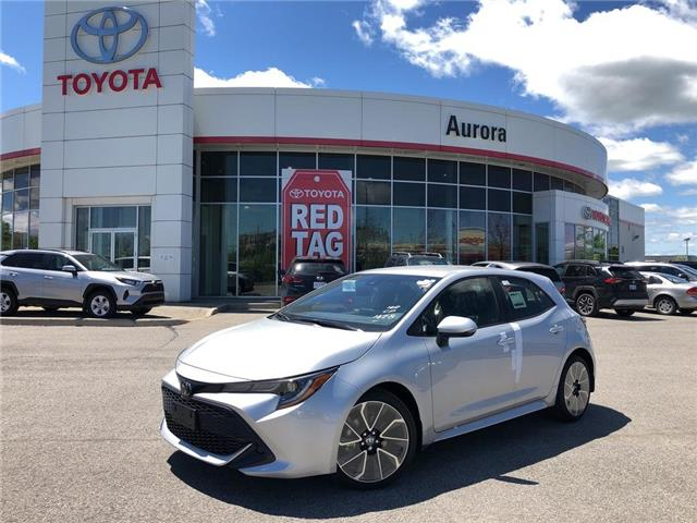2019 Toyota Corolla Hatchback Base (Stk: 30986) in Aurora - Image 1 of 15