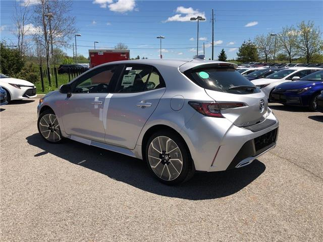 2019 Toyota Corolla Hatchback Base (Stk: 30986) in Aurora - Image 2 of 15