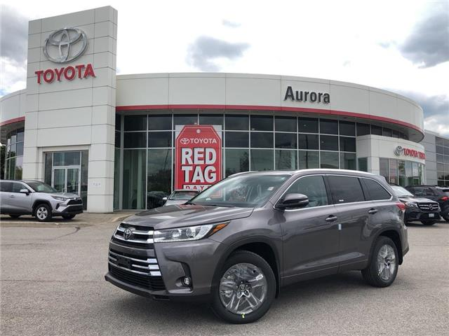 2019 Toyota Highlander Limited (Stk: 31006) in Aurora - Image 1 of 15