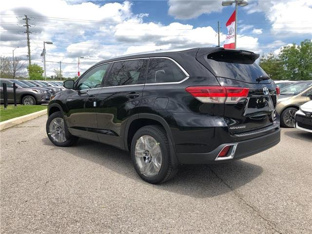 2019 Toyota Highlander Hybrid Limited (Stk: 31009) in Aurora - Image 2 of 15