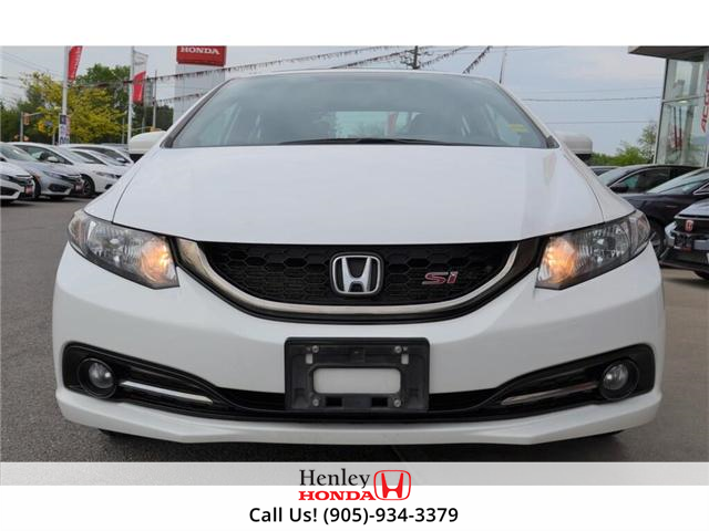 2014 Honda Civic Si NAVIGATION BACK UP CAMERA BLUETOOTH (Stk: R9437) in St. Catharines - Image 2 of 29