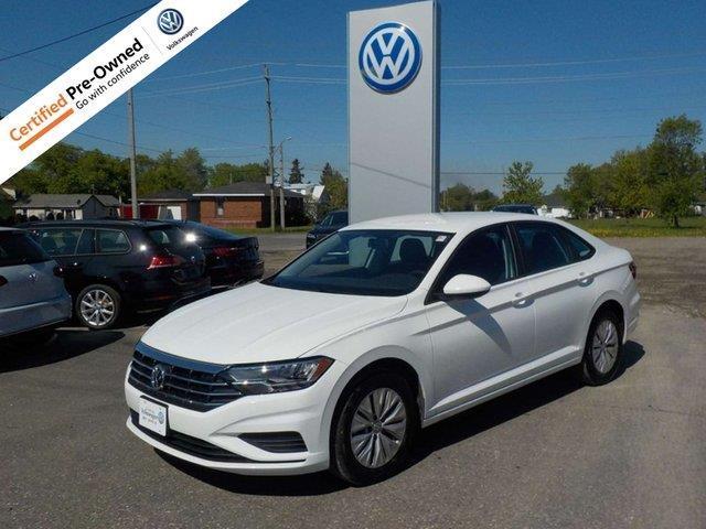 2019 Volkswagen Jetta Comfortline (Stk: V0455) in Sault Ste. Marie - Image 1 of 20