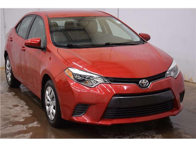 2015 Toyota Corolla LE - HTD SEATS * BACKUP CAM * CLOTH  (Stk: B4178) in Kingston - Image 2 of 25