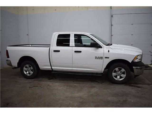 2017 RAM 1500 ST 4X4 - LOW KM * KEYLESS ENTRY * A/C (Stk: TRK112A) in Kingston - Image 1 of 30