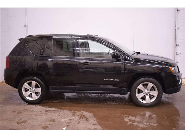 2017 Jeep Compass HIGH ALTITUDE 4X4 - HEATED SEATS * LEATHER (Stk: B4192) in Kingston - Image 1 of 30