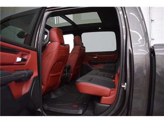 2019 RAM 1500 REBEL CREW 4X4 - HTD SEATS & WHEEL * NAV * LTHR (Stk: DP4095) in Kingston - Image 11 of 30
