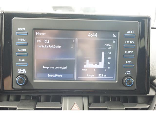 2019 Toyota RAV4 LE (Stk: PR019) in Sault Ste. Marie - Image 17 of 21