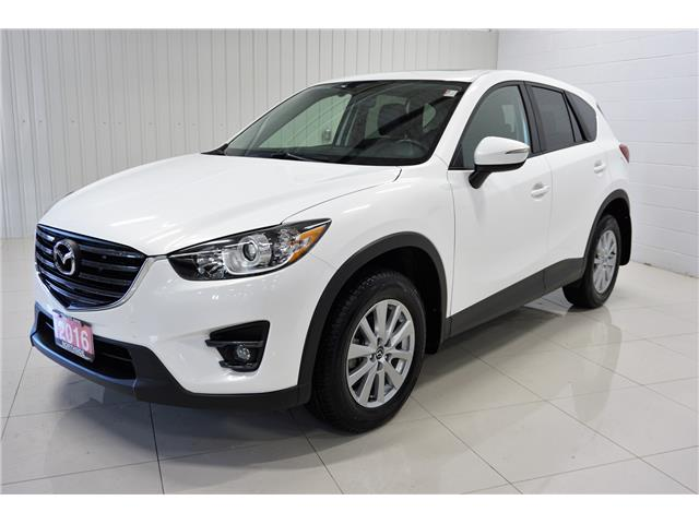 2016 Mazda CX-5 GS (Stk: M19125A) in Sault Ste. Marie - Image 1 of 23