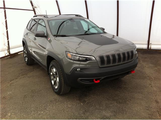 2019 Jeep Cherokee Trailhawk (Stk: 190286) in Ottawa - Image 1 of 28