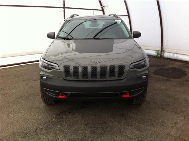 2019 Jeep Cherokee Trailhawk (Stk: 190286) in Ottawa - Image 2 of 28