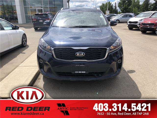 2019 Kia Sorento 3.3L LX (Stk: L7483) in Red Deer - Image 2 of 9