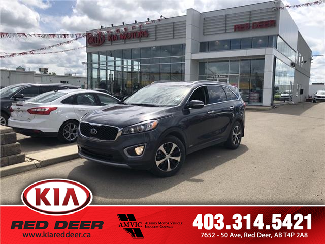 2016 Kia Sorento 2.0L EX (Stk: 9SR2251A) in Red Deer - Image 1 of 14