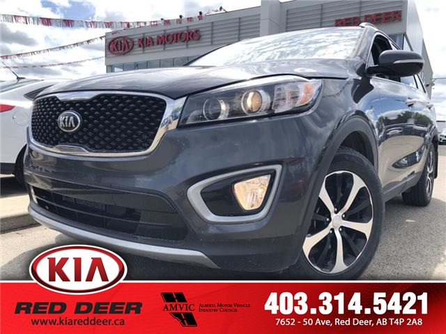 2016 Kia Sorento 2.0L EX (Stk: 9SR2251A) in Red Deer - Image 2 of 14