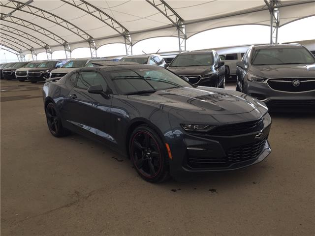 2019 Chevrolet Camaro 1SS (Stk: 174404) in AIRDRIE - Image 1 of 21