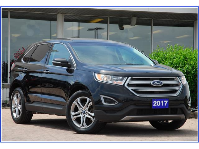 2017 Ford Edge Titanium (Stk: 148090) in Kitchener - Image 1 of 20