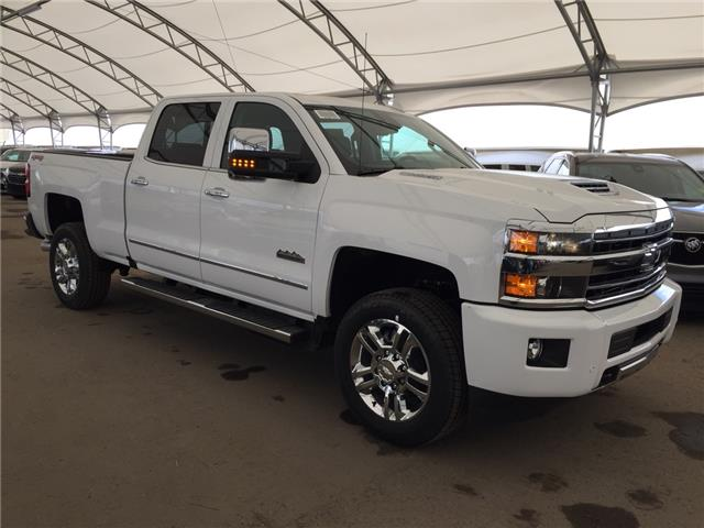 2019 Chevrolet Silverado 2500HD High Country (Stk: 173147) in AIRDRIE - Image 1 of 27