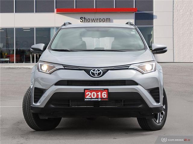 2016 Toyota RAV4 LE (Stk: A219348) in London - Image 2 of 27