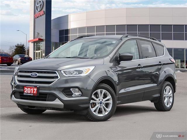 2017 Ford Escape SE (Stk: U11010) in London - Image 1 of 27