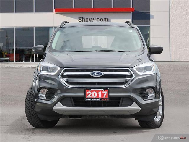 2017 Ford Escape SE (Stk: U11010) in London - Image 2 of 27