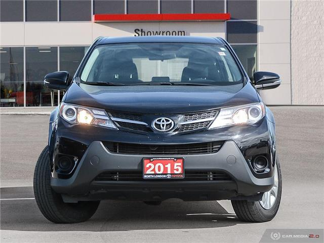 2015 Toyota RAV4 LE (Stk: A219497) in London - Image 2 of 27
