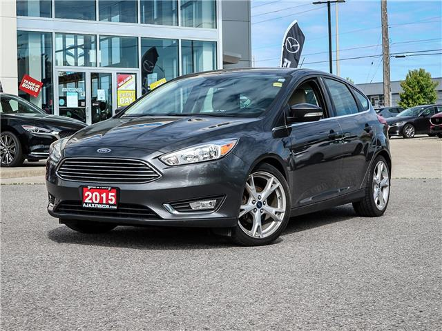 2015 Ford Focus Titanium (Stk: P5152) in Ajax - Image 1 of 24