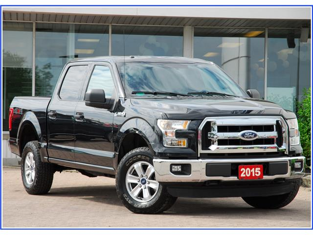 2015 Ford F-150 XLT (Stk: D94380A) in Kitchener - Image 1 of 18