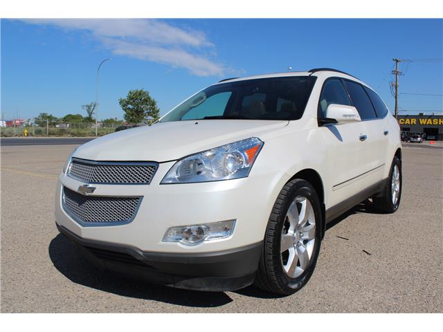 2012 Chevrolet Traverse LTZ (Stk: CBK2802) in Regina - Image 1 of 25