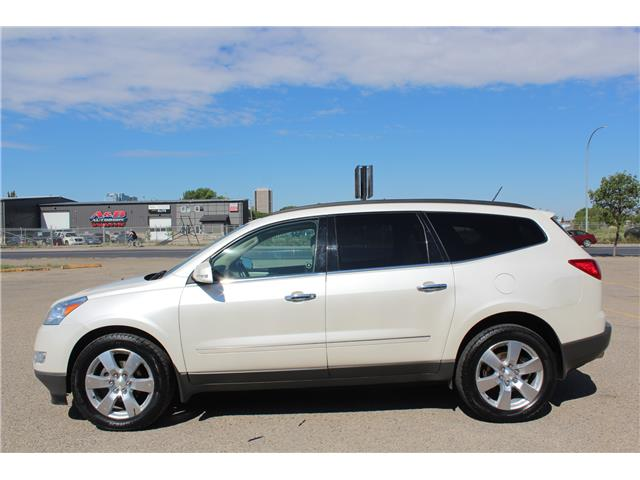2012 Chevrolet Traverse LTZ (Stk: CBK2802) in Regina - Image 2 of 25