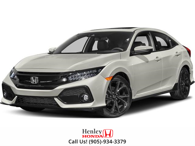 2019 Honda Civic Sport Touring (Stk: H17850) in St. Catharines - Image 1 of 1