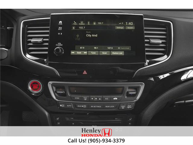 2019 Honda Pilot Black Edition (Stk: H17700) in St. Catharines - Image 7 of 10