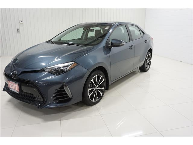 2017 Toyota Corolla SE (Stk: P5376) in Sault Ste. Marie - Image 1 of 23
