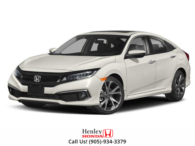 2019 Honda Civic Touring (Stk: H17947) in St. Catharines - Image 1 of 9