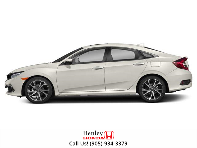 2019 Honda Civic Touring (Stk: H17947) in St. Catharines - Image 2 of 9