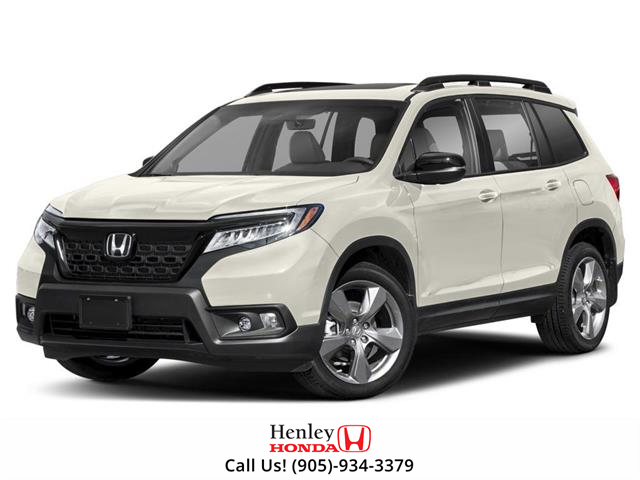 2019 Honda Passport Touring (Stk: H17968) in St. Catharines - Image 1 of 9